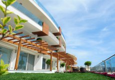 Luxury residental complex with a great panorama of the Mediterranean in Konakli! - 40