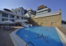 Luxury residental complex with a great panorama of the Mediterranean in Konakli! - 11