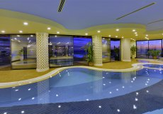 Luxury residental complex with a great panorama of the Mediterranean in Konakli! - 22