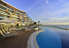 Luxury residental complex with a great panorama of the Mediterranean in Konakli! - 9