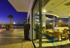Luxury residental complex with a great panorama of the Mediterranean in Konakli! - 13