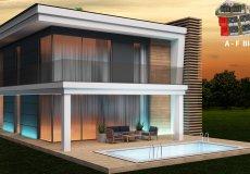 Инвестиционный проект вилл в Алании, район Конаклы - 8