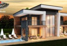Инвестиционный проект вилл в Алании, район Конаклы - 11