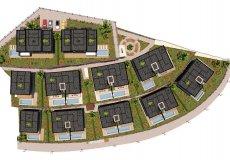 Инвестиционный проект вилл в Алании, район Конаклы - 4