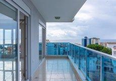Просторная квартира в Алании с видом на море район Тосмур - 11