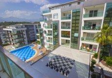 Новая квартира в Аланье в современном комплексе район Кестель - 19
