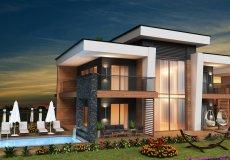 Инвестиционный проект вилл в Алании, район Конаклы - 1