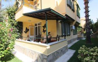 Вилла в Аланье по цене квартиры в комплексе с бассейном район Конаклы