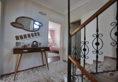 Two-storey villa 4 + 1 with sea view in Alanya - 19