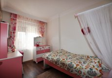 Two-storey villa 4 + 1 with sea view in Alanya - 24