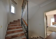 Two-storey villa 4 + 1 with sea view in Alanya - 34