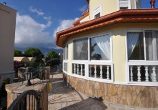 Two-storey villa 4 + 1 with sea view in Alanya - 2