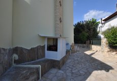 Two-storey villa 4 + 1 with sea view in Alanya - 4