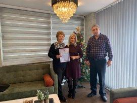 Отзыв о компании ALTOP Real Estate от Галины и Анатолия Россия