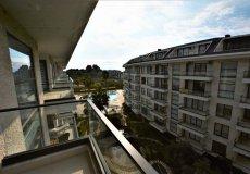 Аренда квартиры 1+1 в Алании в престижном районе Кестель - 12