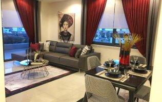 Роскошная квартира в Алании в элитном комплексе
