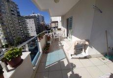 Трехкомнатная квартира с видом на бассейн в Алании - 16