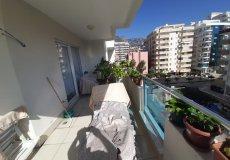 Трехкомнатная квартира с видом на бассейн в Алании - 18
