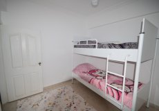 Недорогая трехкомнатная квартира в Алании - 20
