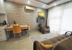 Двухкомнатная квартира в центре Алании - 13
