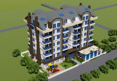 New investment project in Alanya - 4
