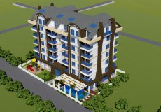New investment project in Alanya - 3