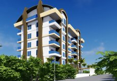 New investment project in Alanya - 2