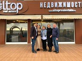 Отзыв о компании ALTOP Real Estate от Натальи и Константина из Москвы