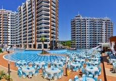 Аренда апартаментов 1+1 в Алании в элитном комплексе 5* отеля район Махмутлар - 3