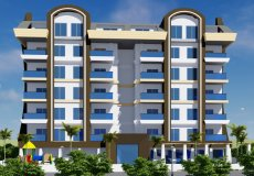 New investment project in Alanya - 1