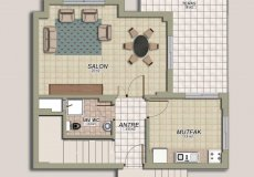 Уютная вилла в Алании с собственным бассейном  - 23