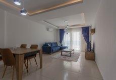 Новая квартира с мебелью в Махмутларе, Алания - 21