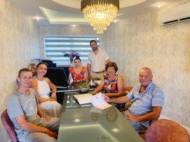 Отзыв о компании ALTOP Real Estate от семьи из Латвии