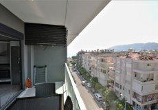 Аренда квартиры в центре Алании с видом на море - 21