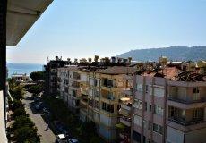 Аренда квартиры в центре Алании с видом на море - 22