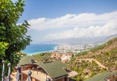 Шикарная вилла в Алании с видом на море, район Каргыджак - 45