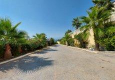 Вилла в Алании с видом на море и горы, район Каргыджак - 3