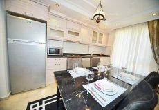 Трехкомнатная квартира в Алании с новой мебелью, Махмутлар - 13