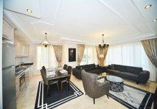 Трехкомнатная квартира в Алании с новой мебелью, Махмутлар - 14