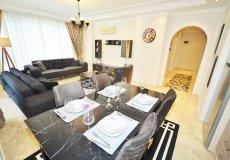 Трехкомнатная квартира в Алании с новой мебелью, Махмутлар - 15