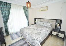Трехкомнатная квартира в Алании с новой мебелью, Махмутлар - 21
