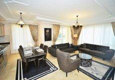 Трехкомнатная квартира в Алании с новой мебелью, Махмутлар - 16