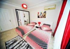 Трехкомнатная квартира в Алании с новой мебелью, Махмутлар - 19