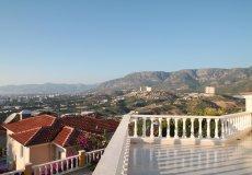 Furnished villa with sea views in Alanya, Kargicak – 24