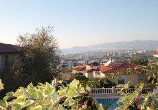 Furnished villa with sea views in Alanya, Kargicak – 27