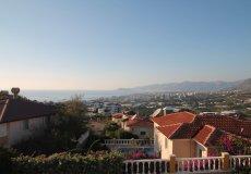 Furnished villa with sea views in Alanya, Kargicak – 25