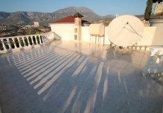 Furnished villa with sea views in Alanya, Kargicak – 20