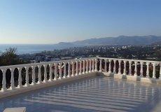 Furnished villa with sea views in Alanya, Kargicak – 21