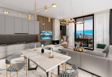 Luxury villa project in Alanya Kargicak – 14