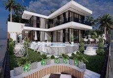 Luxury villa project in Alanya Kargicak – 2